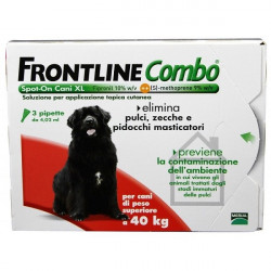 FRONTLINE COMBO SPOT ON CANI OLTRE 40 KG