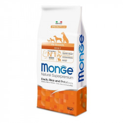 MONGE ALL BREEDS ANATRA RISO PATATE 12KG