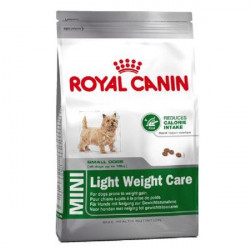 ROYAL CANIN MINI LIGHT WEIGHT CARE KG 2