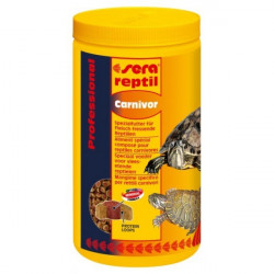 SERA REPTIL CARNIVOR 250 ML