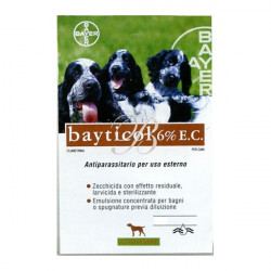 BAYTICOL 6% 5 ML