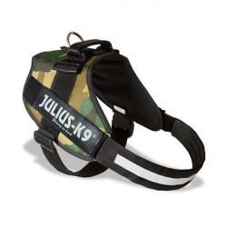 JULIUS IDC POWER HARNESSES CAMOUFLAGE TG 0
