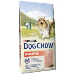 TONUS DOG CHOW ADULT SENSITIVE 14 KG