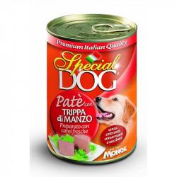 SPECIAL DOG PATÉ TRIPPA DI MANZO GR 400