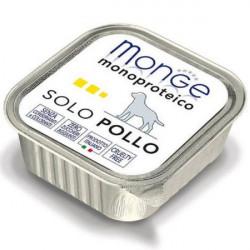 MONGE MONOPROTEICO SOLO POLLO GR 150