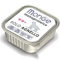 MONGE MONOPROTEICO SOLO AGNELLO GR 150