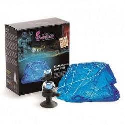 HYDOR KIT LED EARTH GEMS BLUE SAPPHIRE
