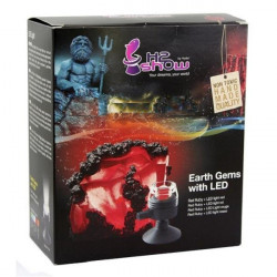 HYDOR KIT LED EARTH GEMS RED RUBY