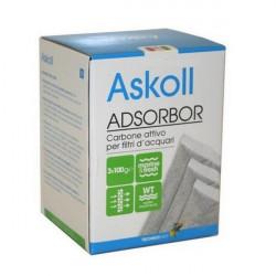 ASKOLL CARBONE ATTIVO ADSORBOR 3X100 GR