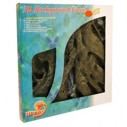 SFONDO 3D RADICE 98X45 SET 2 PZ
