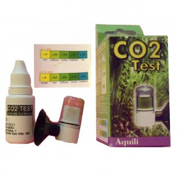AQUILI TEST CO2 AMPOLLA IN PLASTICA