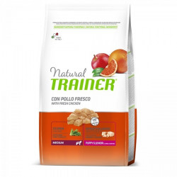 TRAINER NATURAL PUPPY E JUNIOR MEDIUM 12 KG
