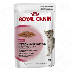 ROYAL CANIN KITTEN INSTINCTIVE SALSA 85 GR