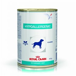 ROYAL CANIN HYPOALLERGENIC UMIDO CANE 400 GR
