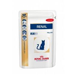 ROYAL CANIN RENAL FELINE UMIDO AL MANZO 85 GR