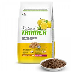 TRAINER NATURAL SMALL TOY PUPPY E JUNIOR 7 KG