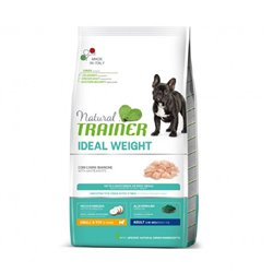 TRAINER NATURAL IDEAL WEIGHT SMALL TOY CARNI BIANCHE DA 2 KG