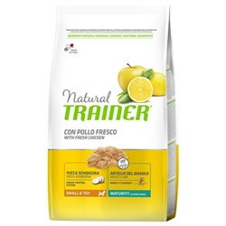TRAINER NATURAL SMALL TOY MATURITY POLLO FRESCO 2 KG