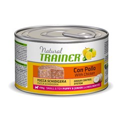 TRAINER NATURAL SMALL TOY PUPPY E JUNIOR UMIDO 150 GR
