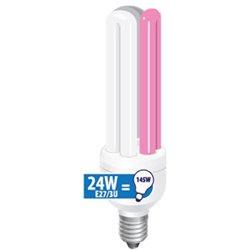LAMPADA PHYTOWHITE ENERGY SAVING 24 W