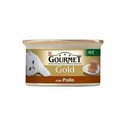 GOURMET GOLD PATÉ POLLO 85 GR