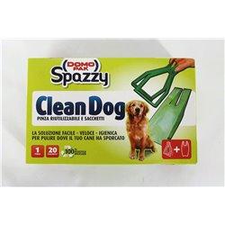 PINZA CLEAN DOG
