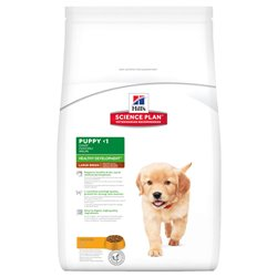 HILL'S SCIENCE PLAN PUPPY LARGE BREED HEALTHY DEVELOPMENT AL POLLO 11 KG