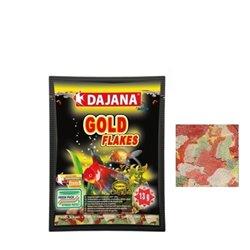 GOLD FLAKES DAJANA 13 GR IN BUSTINA