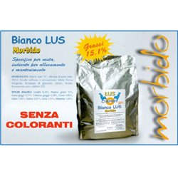 BIANCO LUS MORBIDO 15% 5 KG