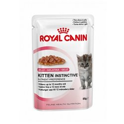 ROYAL CANIN KITTEN INSTINCTIVE JELLY 85