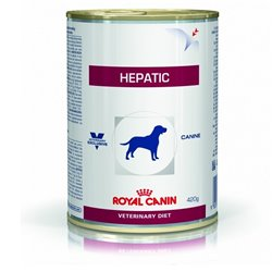 ROYAL CANIN HEPATIC CANINE UMIDO 420 GR