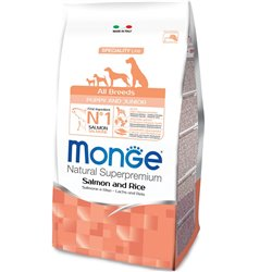 MONGE ALL BREEDS PUPPY SALMONE 2,5 KG