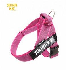 JULIUS IDC BELT HARNESS ROSA TG 0 COLOR& GRAY