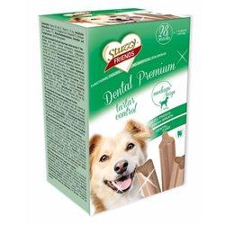 STUZZY DOG DENTAL PREMIUM MEDIUM 28 SNACK 4 X 720 GR