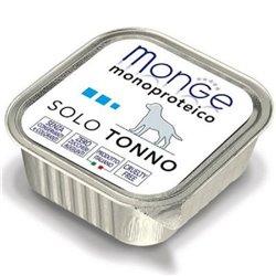 MONGE MONOPROTEICO SOLO TONNO GR 150
