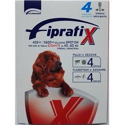 FIPRATIX CANI DI TAGLIA GIGANTE KG 40-60 4 PIPETTE