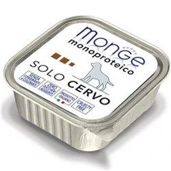MONGE MONOPROTEICO SOLO CERVO GR 150
