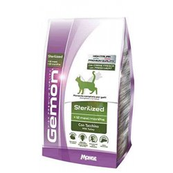 GEMON CAT STERILIZED TACCHINO 1,5 KG