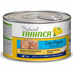 TRAINER NATURAL SMALL TOY PESCE 150 GR