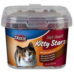 SOFT SNACK KITTY STARS 140 GR