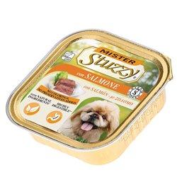 MISTER STUZZY DOG SALMONE 150 GR