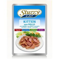 STUZZY CAT KITTEN POLLO 100 GR