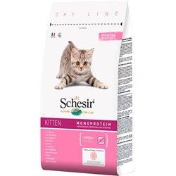 SCHESIR CAT KITTEN CHICKEN 1,5 KG