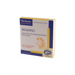 COLLARE READING GATTO 14 GR