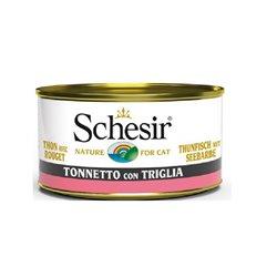 SCHESIR CAT TONNETTO CON TRIGLIA 85 GR