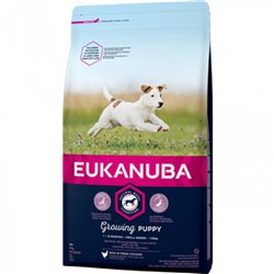 EUKANUBA GROWING PUPPY TAGLIA PICCOLA 3 KG