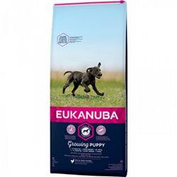 EUKANUBA GROWING PUPPY TAGLIA GRANDE 3 KG