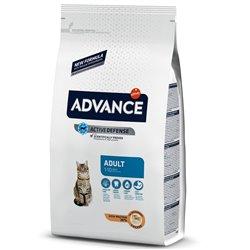 ADVANCE CAT ADULT POLLO E RISO GR 400