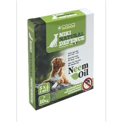 NIKI NATURAL DEFENCE SPOT-ON CANE OLTRE 10 KG