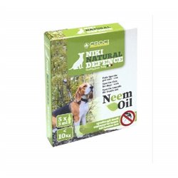 NIKI NATURAL DEFENCE SPOT-ON CANE MENO DI 10 KG